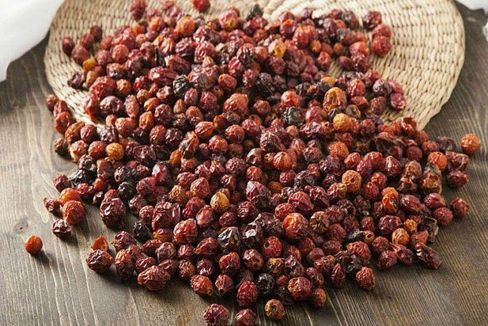 Как хранить плоды боярышника
