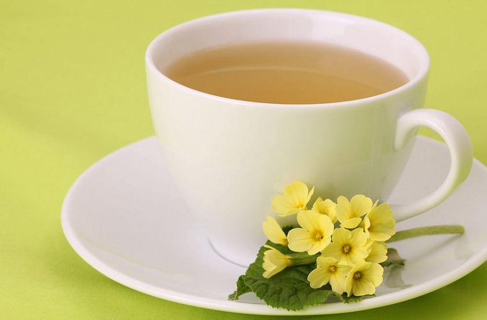 Чай с первоцветом
